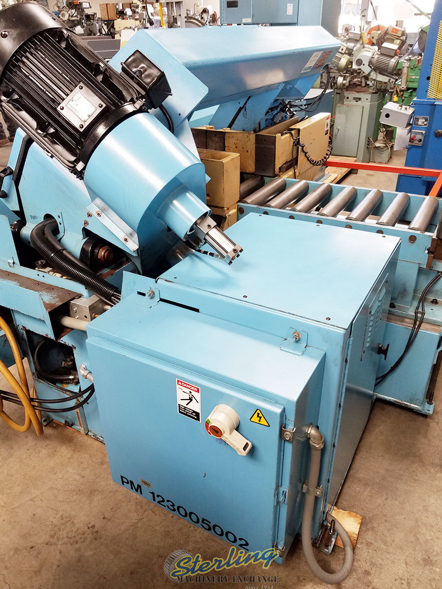 used doall fully automatic horizontal bandsaw american made C-410A