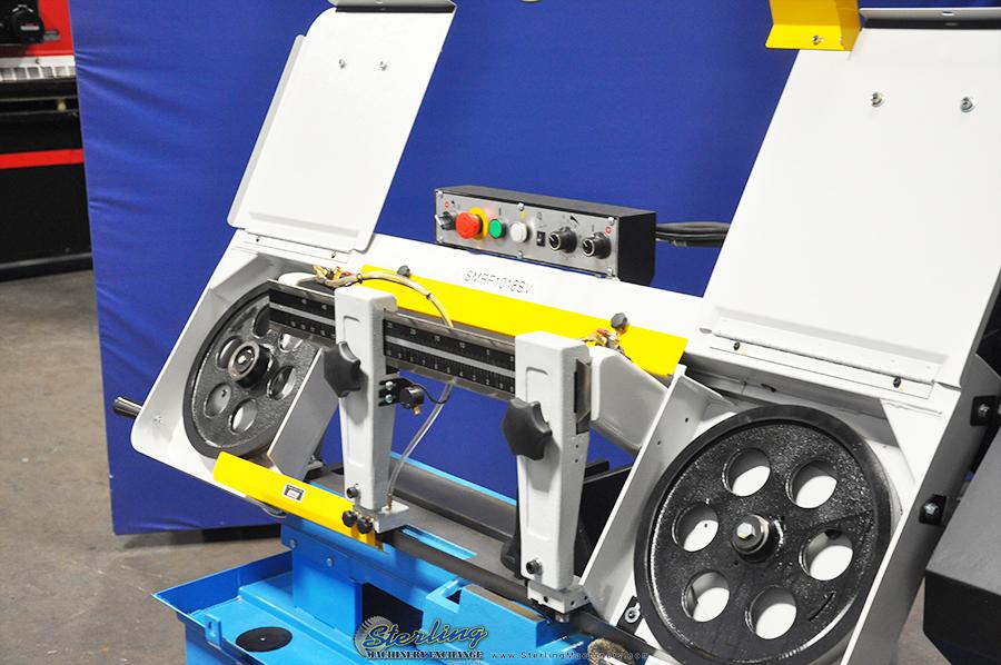 brand new acra horizontal bandsaw (variable speed blade control) (best seller) RF-1018SV