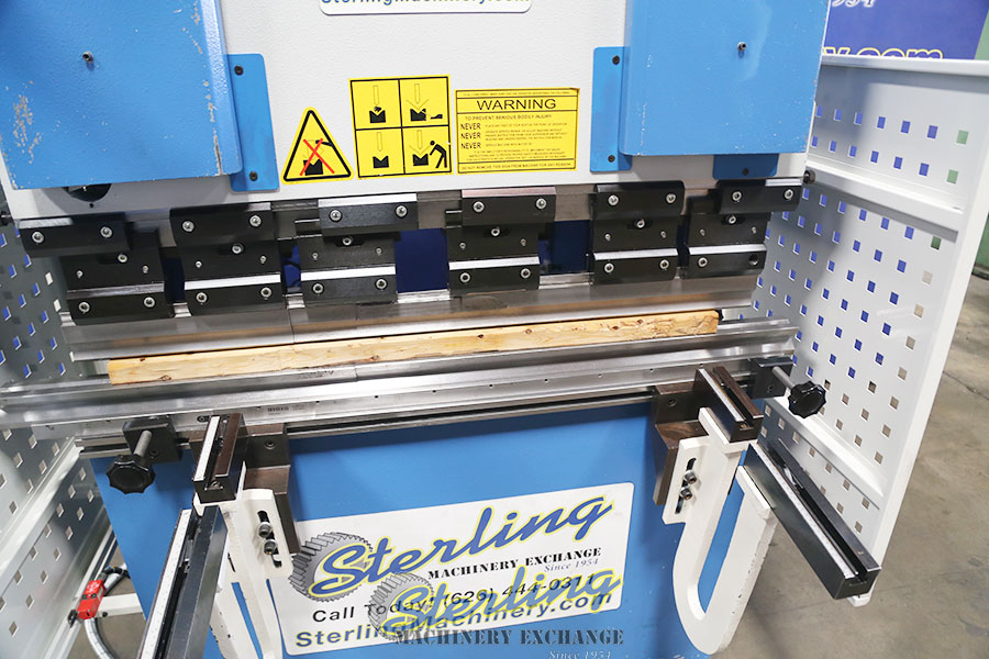used knuth hydraulic nc press brake