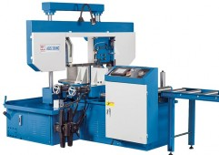 Brand New Knuth Fully Automatic Band Saws With Programmable Miter Cutting