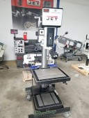 Used Jet Variable Speed Drill Press