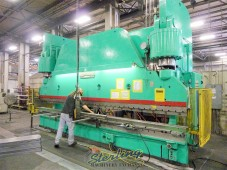 Used Cincinnati Hydraulic Press Brake  ( Extra Clean Condition)  South West USA. Location.