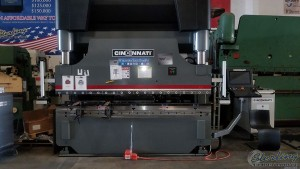Brand New Cincinnati Maxform Hydraulic 6-Axis CNC Press Brake