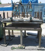 Used Airam Cut Off Press With Large Bed