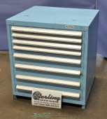 Used 8 Drawer Heavy Duty Parts Cabinet