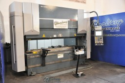 Used Durma 5-Axis CNC Hydraulic Press Brake, X Axis, R Axis, Z1 & Z2 Axis, CNC Crowning Heavy Duty Brake