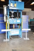 Used Beckwood Hydraulic 4 Post Press