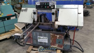 Used Continental International Fully Automatic Horizontal Bandsaw