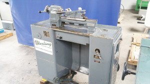 Used Schaublin Precision Secondary Operation Turret Chuck