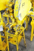 Used Benchmaster Mechanical OBI Punch Press Machine