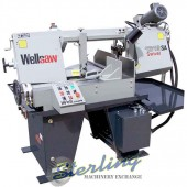 Brand New Wellsaw Horizontal Semi-Automatic (Swivel Head) Bandsaw