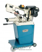 Brand New Baileigh Metal Cutting Horizontal Band Saw with Vertical Cutting Option