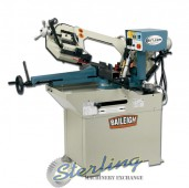 Brand New Baileigh Horizontal Metal Cutting Band Saw with Mitering (Swivel) Head