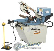 Brand New Baileigh Horizontal Dual Mitering (Swivel) Semi-Automatic Metal Cutting Band Saw