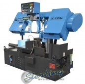 Brand New DoALL Continental Series Semi-Automatic High Production Horizontal Bandsaw