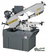 Brand New Hydmech Manual Double Miter Swivel Head Horizontal Band Saw