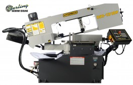 Brand New Hydmech Semi Automatic (DOUBLE MITER SWIVEL HEAD) Band Saw