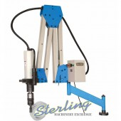 Brand New Baileigh Double Arm Articulated Tapping Machine