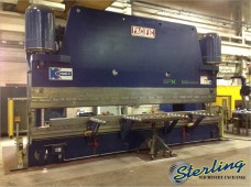 Brand New Pacific DNC Hydraulic Press Brake