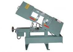 Brand New W.F. Wells Manual Horizontal Hinge Type Bandsaw