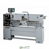 Brand New Atrump Precision Gap Bed Engine Lathe
