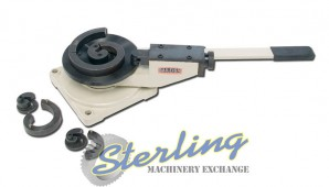 Brand New Baileigh Manually Operated Universal Bender for Shaping Steel, Iron, Brass, Copper & Aluminum