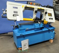 """Brand New Acra Horizontal """"Step Pulley Speed Control"""" Bandsaw"""