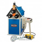Brand New Baileigh Hydraulic Angle Roll Bender