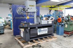 Brand New Hydmech Semi-Automatic Vertical Mitering Band Saw