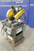 Used Kalamazoo High Speed Semi-Auto Non-Ferrous Mitre Saw Great for Cutting Aluminum, Brass, Copper and other Soft Metals