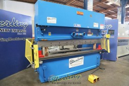 "Used Pacific Hydraulic Press Brake ""American Made"""