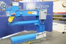 Used Peck Weld Planisher
