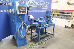 Used Louver Punch Press, Heavy Duty Industrial Hydraulic Louver Press