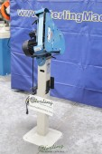 Brand New Baileigh 3 Wheel Variable Radius Belt Grinder