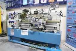 Used (Demo Machinery) Baileigh Precision Gap Bed Engine Lathe