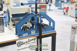 Brand New Baileigh Manually Operated Ring & Angle Roll (Radius) Bender