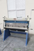Brand New Baileigh 3 in 1 Combination Shear, Brake & Roll