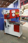 Used Dake Johnson Deep Throat Vertical Bandsaw