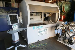 Used Flow CNC Water Jet Cutting System With Flow Cover- Great for R & D and Small Shops (LOW HOURS) GUARANTEED BY FLOW DEALER!