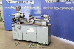 """Used Rockwell Variable Speed Geared Head Engine Lathe """"Great For Hobby Shops"""""""