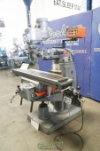 Used Bridgeport Series II Special Vertical Mill (Heavy Duty Large Table and Base)