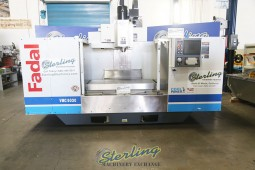 Used FADAL CNC Vertical Machining Center