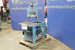 Used Roll-In Vertical Bandsaw