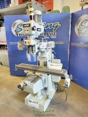 Used Lagun Heavy Duty Vertical Milling Machine With Lots Of Options
