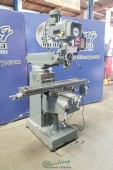 Used Lagun Heavy Duty Vertical Milling Machine