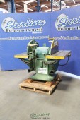 Used Oliver Double Disc Sander