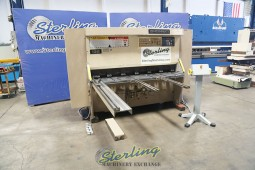Used Cincinnati Hydraulic Power Shear