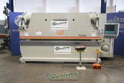 Used Accurpress CNC Hydraulic Press Brake (2 Axis CNC Controller X and Y)