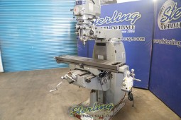 Used Sharp Vertical Milling Machine