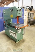 Used Dake Vertical Deep Throat Bandsaw